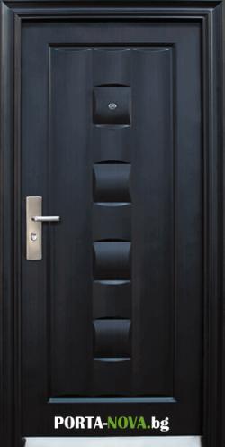 Метална врата - Порта Нова
