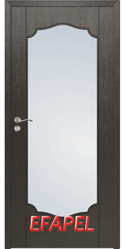 Интериорна врата Efapel 4501 Черна мура