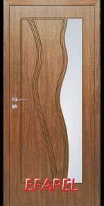 Интериорна врата Efapel 4542 Императорска акация