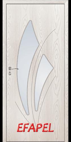 Интериорна врата Efapel 4553 Бяла мура