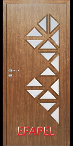 Интериорна врата Efapel 4558 Императорска акация