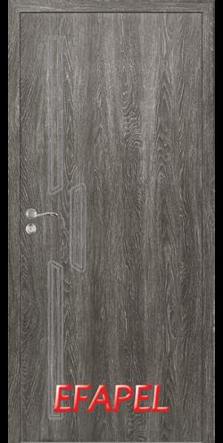 Интериорна врата Efapel 4568P Сив ясен
