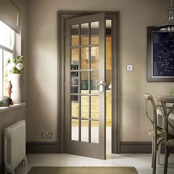 Избор на интериорни врати за дома