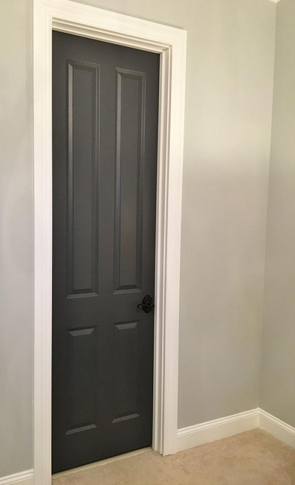Избор на цвят за интериорна врата