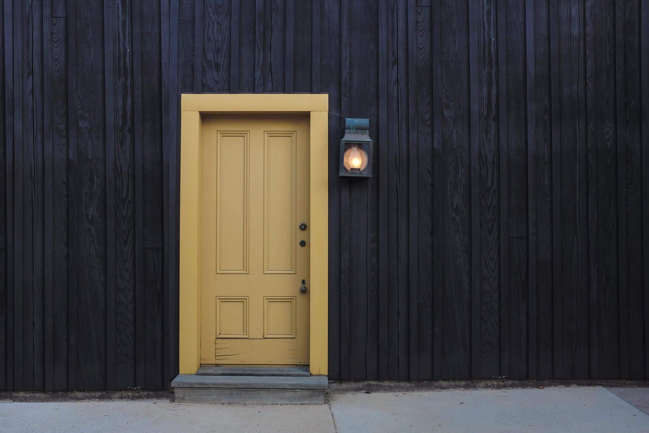 Избор на правилна входна врата