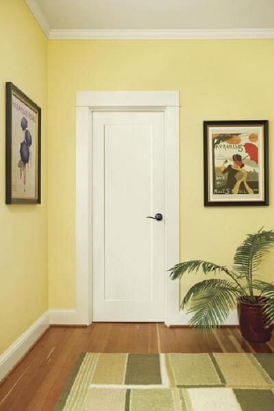 Комбинации с интериорната врата