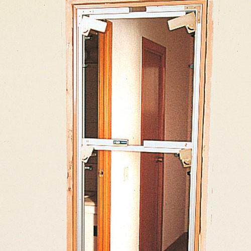 Плъзгаща интериорна врата и нейният монтаж