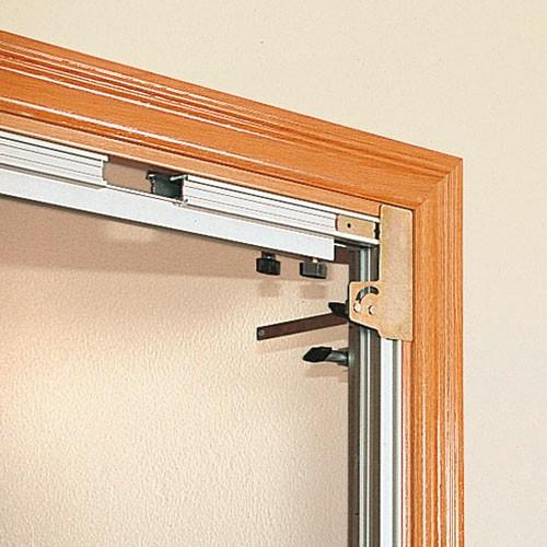 Монтаж на интериорна плъзгаща врата