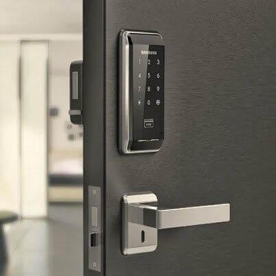 Технологично отключване за входна врата