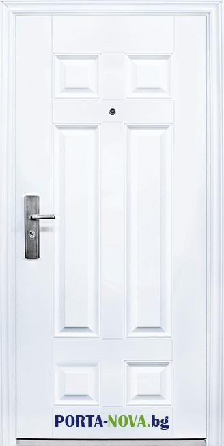 Входна врата модел 666 от Порта Нова
